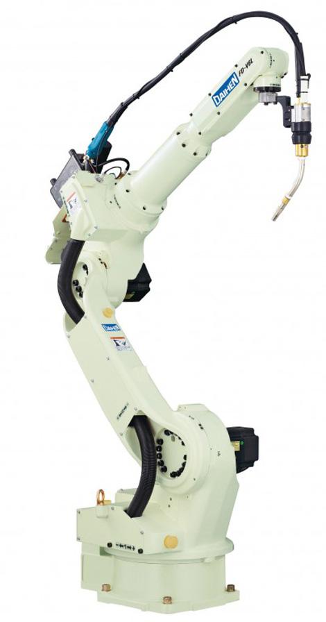 FD-V6L Hegesztőrobot